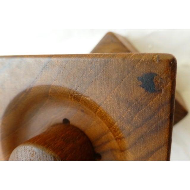 Mid-Century Dansk Wooden Pepper Mill - Image 6 of 8