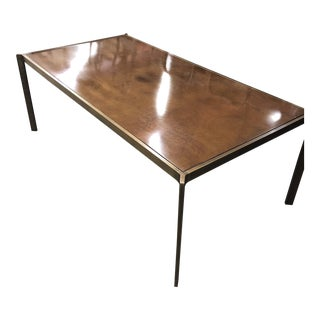 Jamie Bush Co. Dining Table For Sale