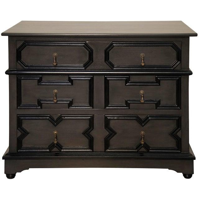 Mid-Century Modern Watson Dresser, Pale For Sale - Image 3 of 3