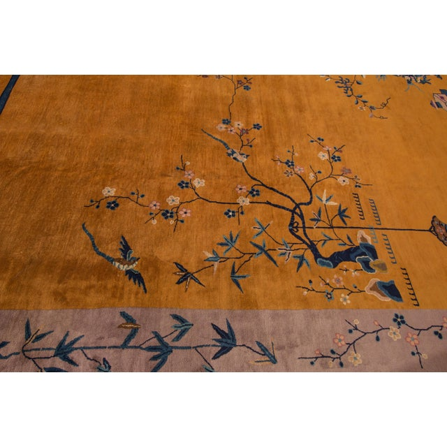 "Apadana Chinese Art Deco Rug - 10' X 13'6"" - Image 7 of 7"