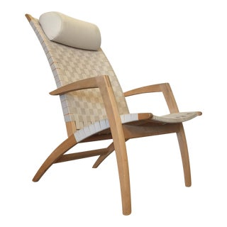 Bill Potter Danish Modern Lounge Chair