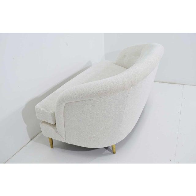 Edward Wormley for Dunbar Short Sofa Model 5406 For Sale - Image 11 of 13