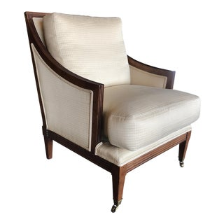 Robb & Stucky Cream Accent Chair