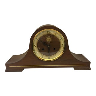 Vintage Thwaites & Reed London Mantle Clock