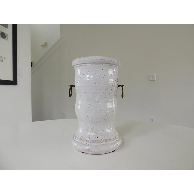 1960s Vintage Bitossi for Raymor Italian Vase For Sale - Image 9 of 9