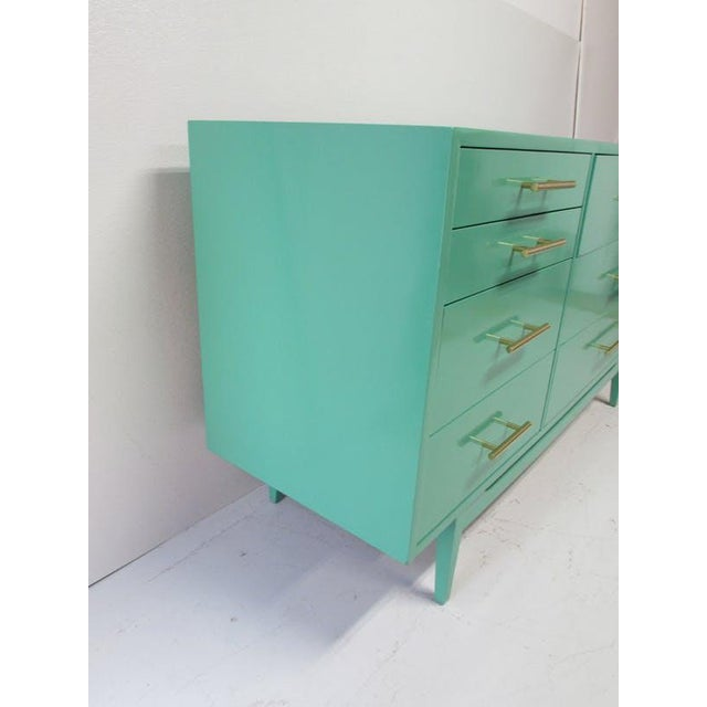 American of Martinsville Mid-Century Modern Credenza - Image 2 of 7