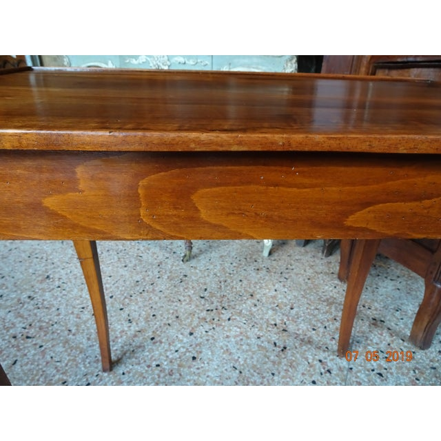 French 19th Century Side Table For Sale In New Orleans - Image 6 of 12