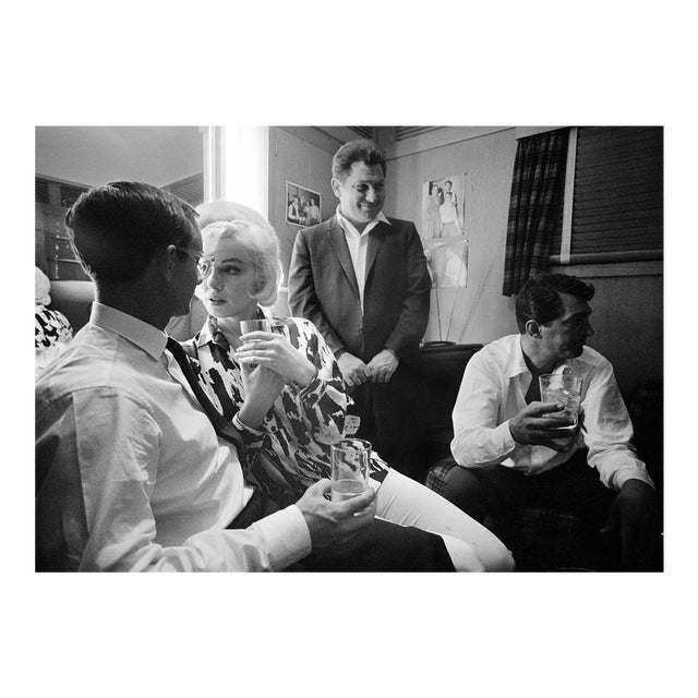 Marilyn & Me Photograph by Lawrence Schiller For Sale