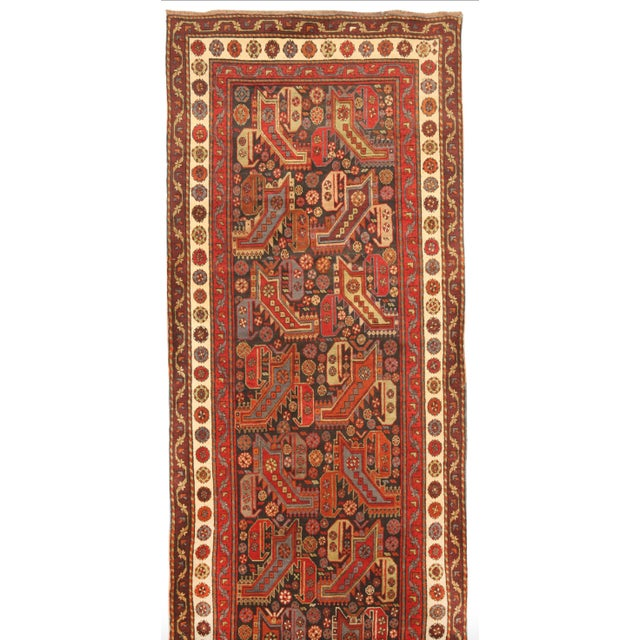 Antique Caucasian Talish Rug - Image 1 of 1