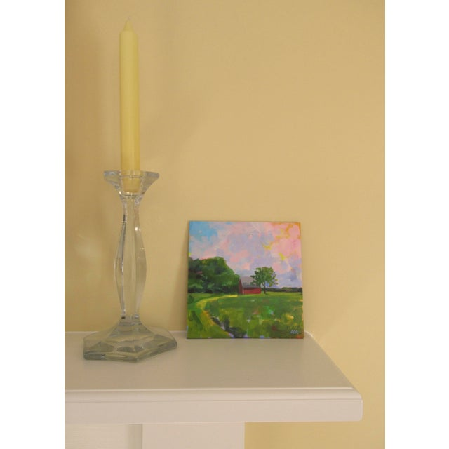 Anne Carrozza Remick Red House in Vermont by Anne Carrozza Remick For Sale - Image 4 of 6