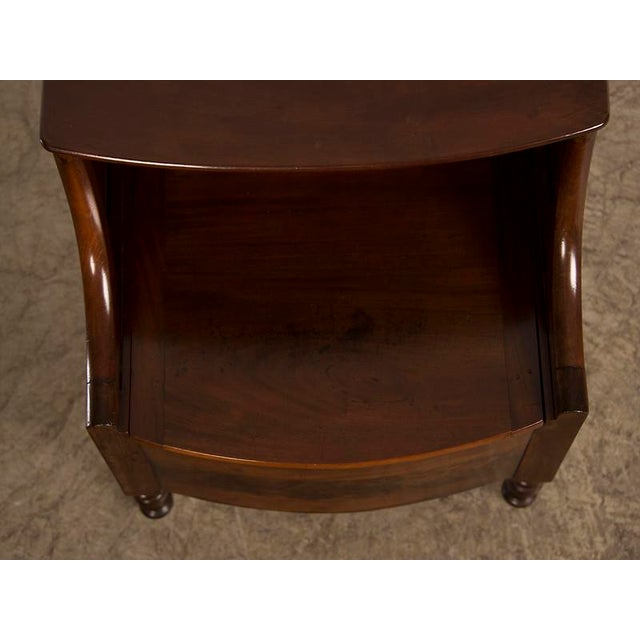William IV period mahogany side cupboard from England c. 1840 For Sale - Image 9 of 9
