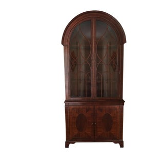 Baker Historic Charleston China Cabinet For Sale