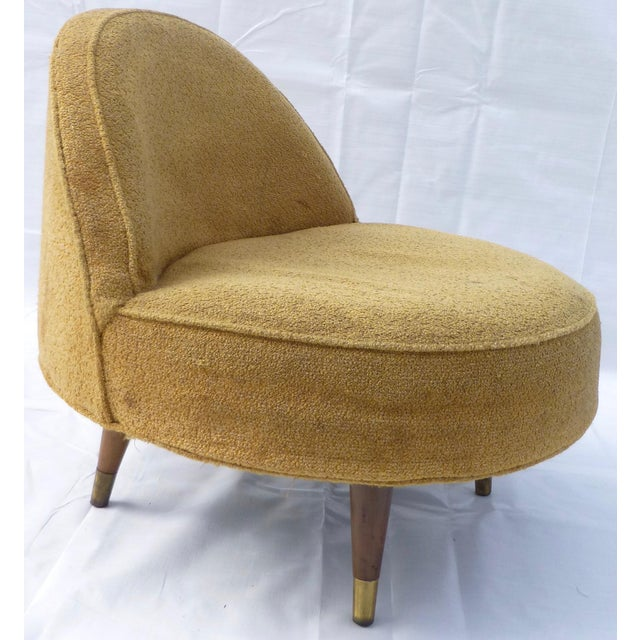 Craft Associates Mid-Century Craft Associates Slice Chair For Sale - Image 4 of 11