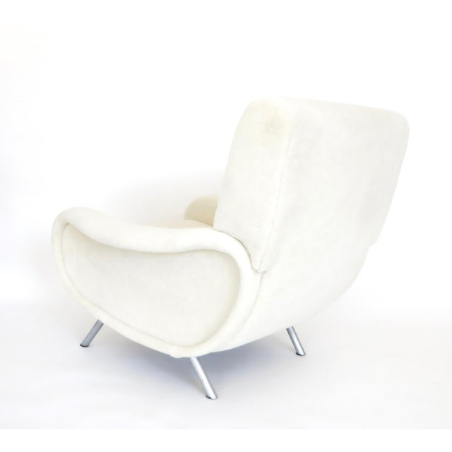 Marco Zanuso for Arflex Lady Chair Italian Lounge Chair For Sale - Image 10 of 13