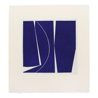 "Joanne Freeman ""Covers 4 Ultramarine"" Print For Sale"