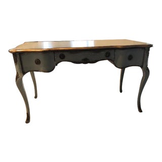 Elegant Ladies Writing Desk - by Hooker Furniture - French Provincial Style For Sale