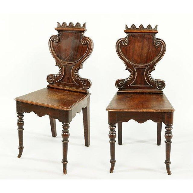 French Continental Chairs - A Pair - Image 2 of 5