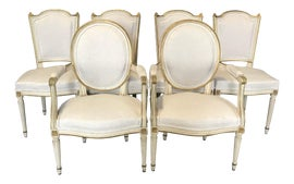 Image of Louis XVI Dining Chairs