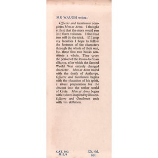 """1955 """"Officers and Gentlemen"""" Collectible Book For Sale"""
