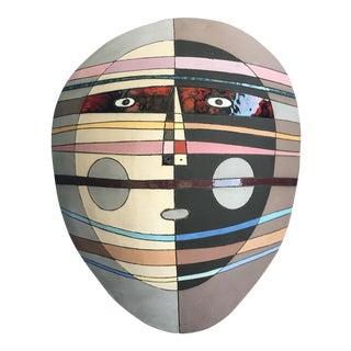 Wall Art Sculpture Mask