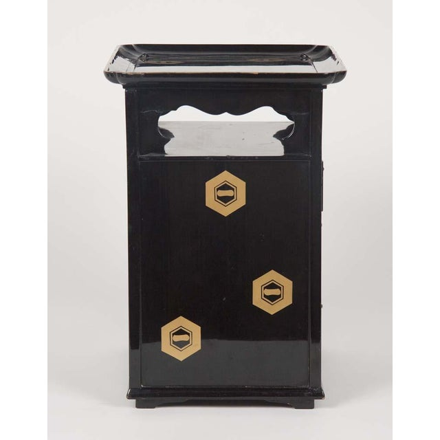 Japanese Lacquer Cosmetics Cabinet For Sale In New York - Image 6 of 13