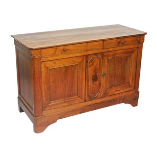 1840s French Louis Philippe Fruitwood Buffett