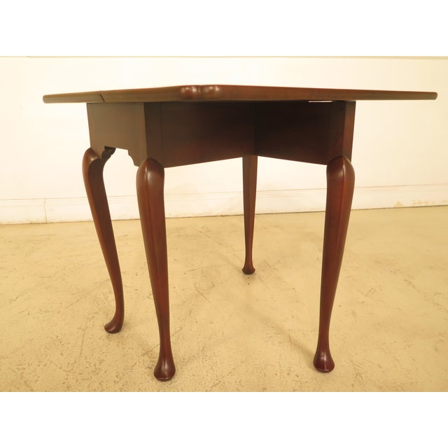 Kittinger Williamsburg Collection Occasional Table - Image 7 of 11