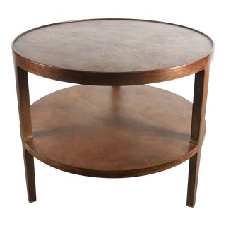 1950s Mid-Century Modern Dunbar Side Table For Sale