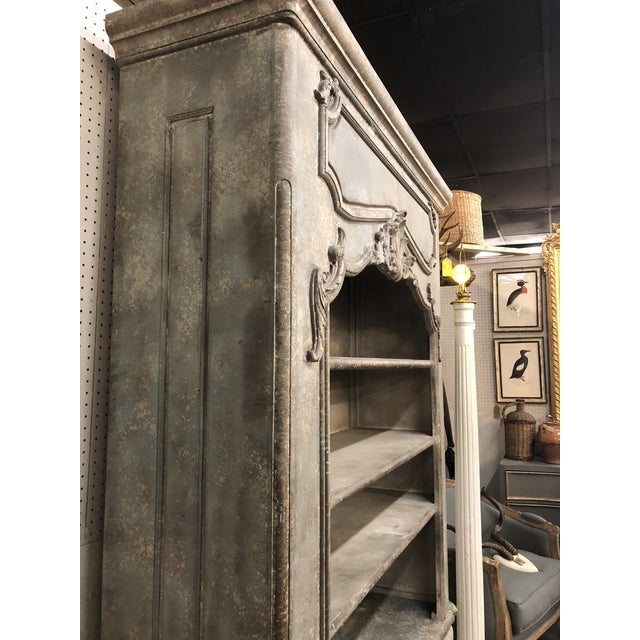 French Style Bookcase For Sale - Image 9 of 11