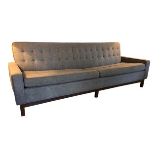 Knoll 1970s Mid Century Modern Sofa Couch For Sale