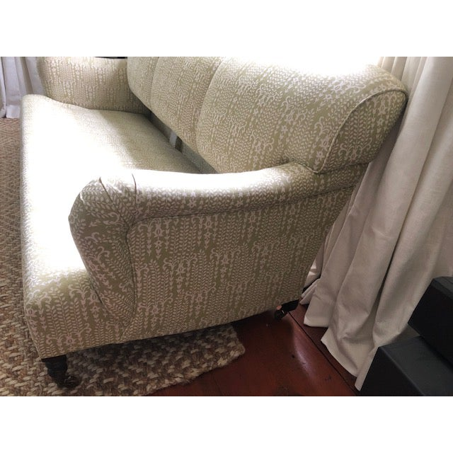 Modern Modern George Smith Sofa For Sale - Image 3 of 13