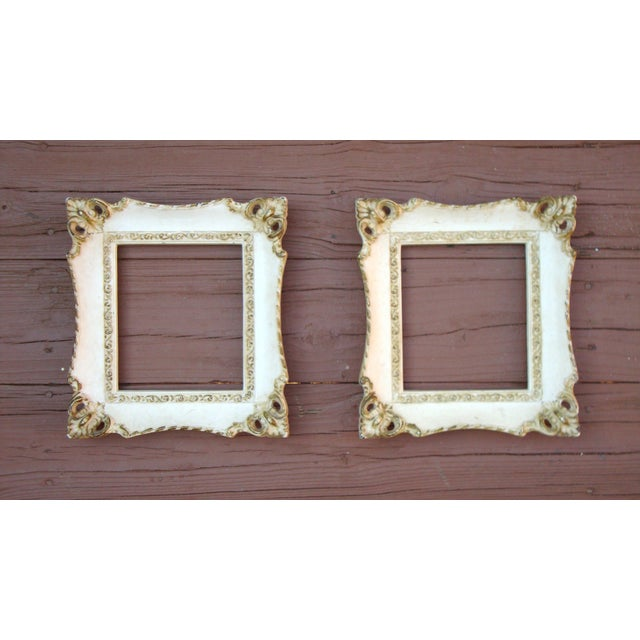 Vintage French Rococo Gilt Picture Frames - 2 - Image 2 of 7