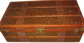Image of Fabric Trunks and Chests