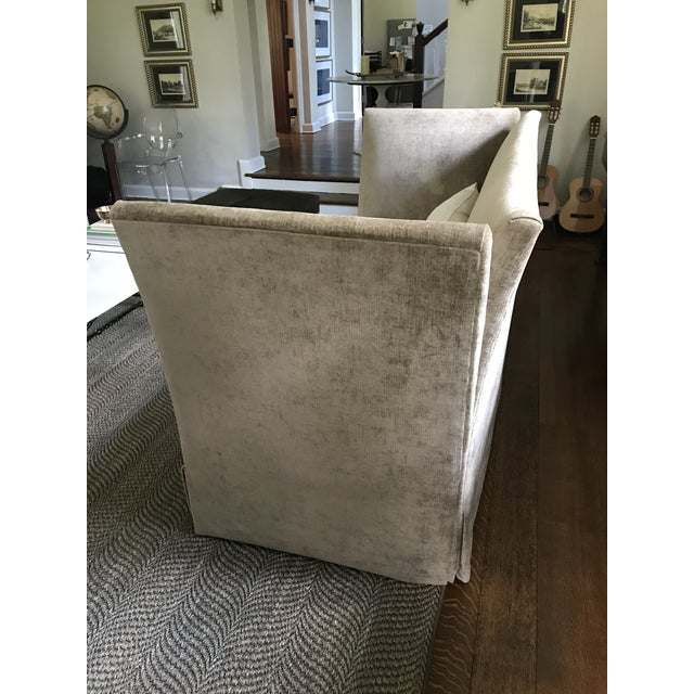 Lee Industries Sagging Ridge Sofa, McAlpine Collection For Sale - Image 5 of 8