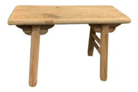 Image of Chinese Benches