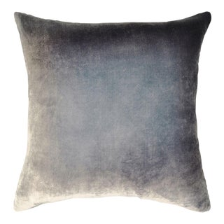 Dusk Ombre Velvet Pillow