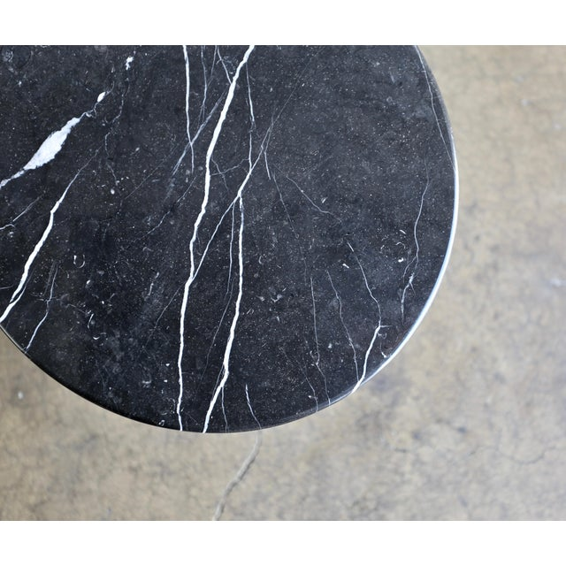 Marble Stump Tables by Lucia Mercer for Knoll - a Pair For Sale - Image 9 of 11