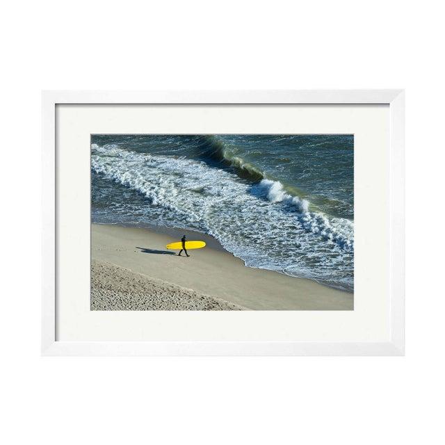 "John Greim ""Surfer"" Framed Photo Print - Image 1 of 2"