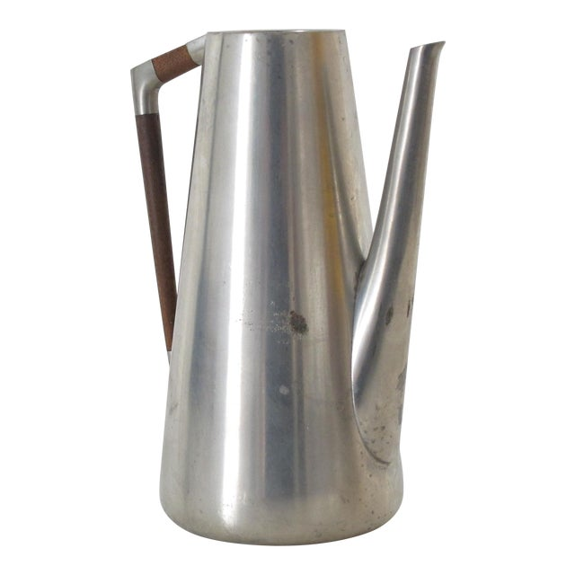 Silver Coffee Pot - Image 1 of 8