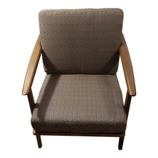Mid-Century American Arm Chair For Sale