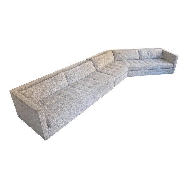 Sectional Sofa by Harvey Probber For Sale