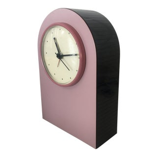 Arched Clock by Steve Hammond For Sale