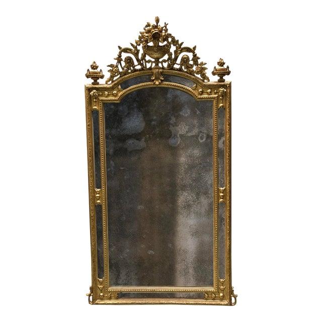 Pareclose 19th Century Mirror For Sale