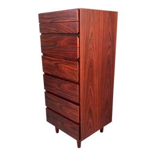 Arne Wahl Iversen for Vinde Mobelfabrik Rosewood Dresser For Sale