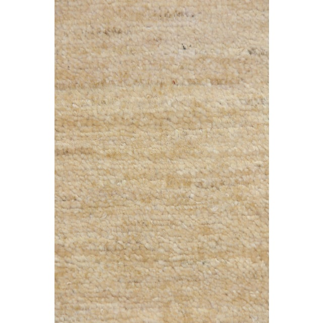 "Contemporary Hand Knotted Area Rug - 4'1"" X 6'4"" - Image 3 of 3"