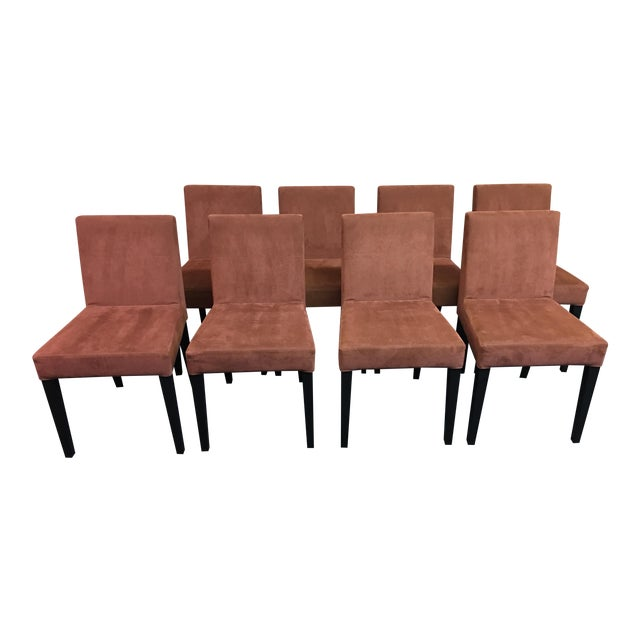 Ligne Roset French Line Dining Chairs - Set of 8 For Sale