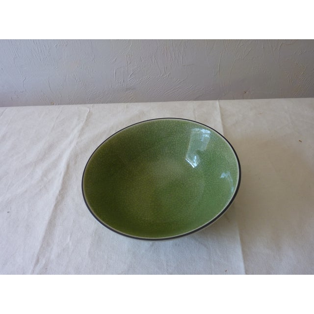 Chinese Crackle Glaze Bowl - Image 3 of 4