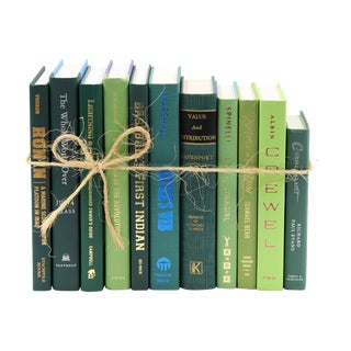 Go Green Book Bundle For Sale