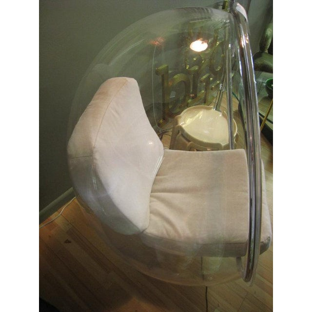 Aarnio Lucite Bubble Chair, Finland - Image 4 of 6