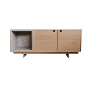 Float Credenza by Half Halt For Sale